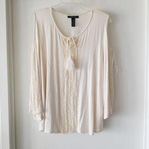 Size L Style & Co. Blouse